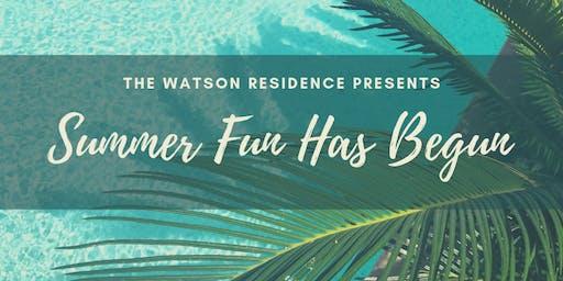 Summer Fun Has Begun: Make N Take