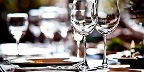 M Cellars Wine Dinner tickets