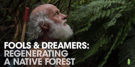 Fools & Dreamers – TAURANGA – short film + Q&A **8pm screening** tickets