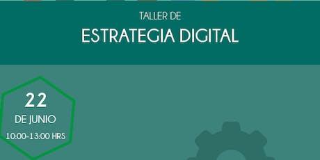 Estrategia Digital entradas