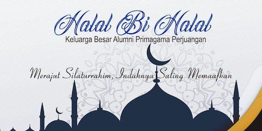 Halal Bi Halal Siprit Primagama 2019