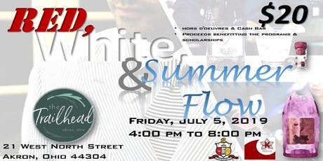 RED WHITE & SUMMER FLOW tickets
