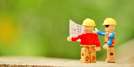 SCHOOL HOLIDAYS: Build It Construction Competition tickets
