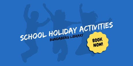 Tea Light Holders - School Holiday Activity - Bundaberg Library tickets