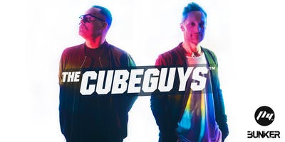 The Cube Guys (Italy) • closing weekend •