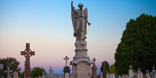 Historical Night Tours of Melbourne General Cemetery