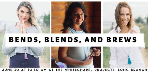 Bends, Blends, and Brews with Bridget, Jen, and LegitOils