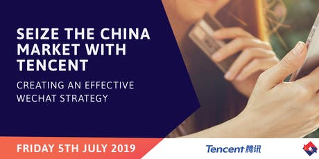 ACBC Vic: Seize the China Market with Tencent tickets