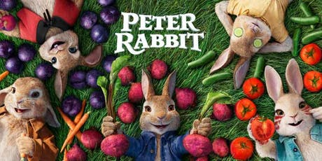 Summer Outdoor Movie Night: Peter Rabbit tickets