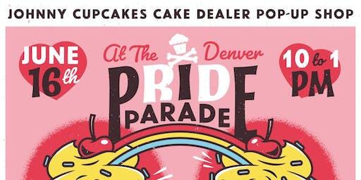 French For Sugar x Johnny Cupcakes- Denver Pride Parade Pop Up