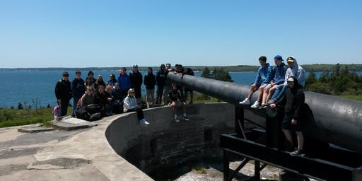 Discover McNabs Island: Heritage Tour -  July 7, 10:30AM departure