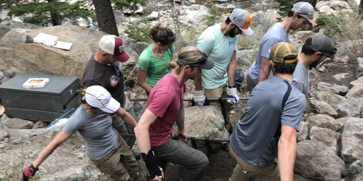 Lookout Mountain Crag Weekday Volunteer Days