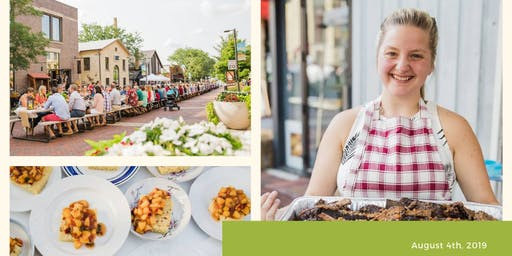Batavia Dinner Table 2019