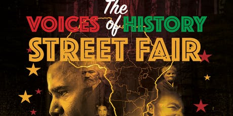 5th Annual Voices of History Street Fair tickets