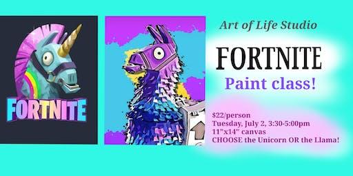 Paint Class: FORTNITE