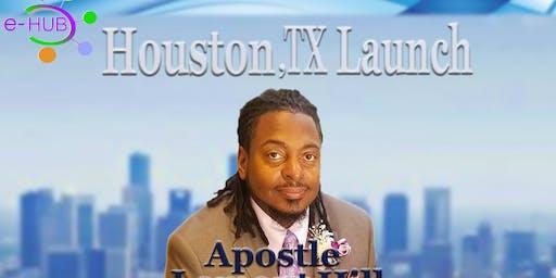 E-Hub Houston Tx Launch