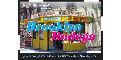 Brooklyn Bodega Pop-Up Shop tickets
