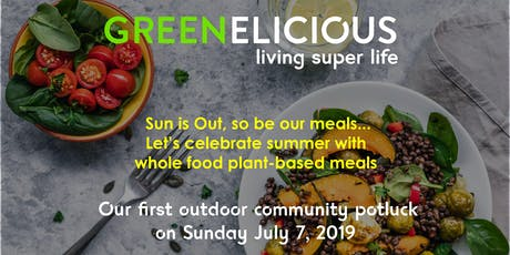 Whole Food Plant Based Potluck tickets