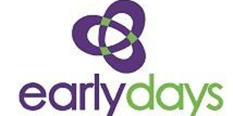 Early Days - Encouraging Interaction: through play & social learning, Melbourne CBD, Monday 2nd September 2019 tickets
