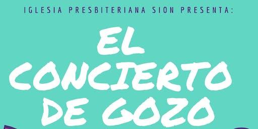 El Concierto de Gozo/ The Joy Concert