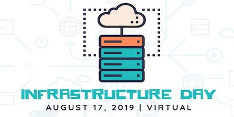 Infrastructure Day 2019 tickets