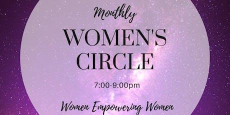 Women's Circle-San Jacinto-Hemet tickets