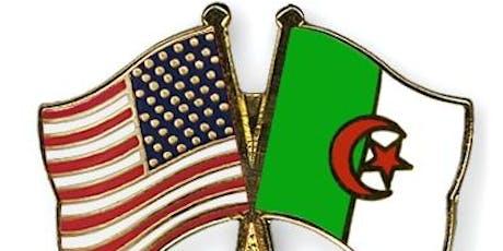Algerian Society in America Inaugural Meeting tickets