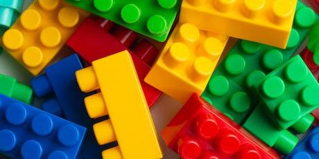 SCHOOL HOLIDAYS: Build It Mega Challenge  tickets