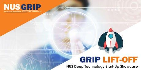 NUS GRIP Run 2 Lift-Off Day tickets