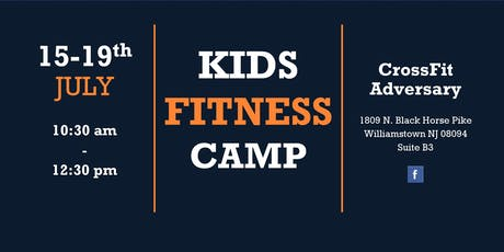 Kids Fitness Camp tickets