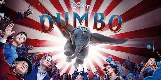 Summer Outdoor Movie Night: Dumbo