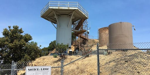 Nike Missile Comm Center - Brentwood - Encino - Tour