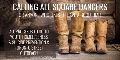 Square Dance tickets