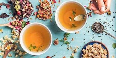 Herbal Tea Blending Workshop!