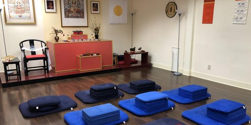 Meditation, Dharma, & Discussion