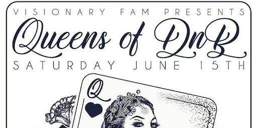 Visionary FAM Presents / Queens of DNB