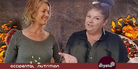 Edible Ayurveda with Deanna Badtorff & Mary Sheila Gonnella entradas