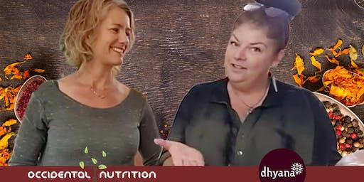 Edible Ayurveda with Deanna Badtorff & Mary Sheila Gonnella