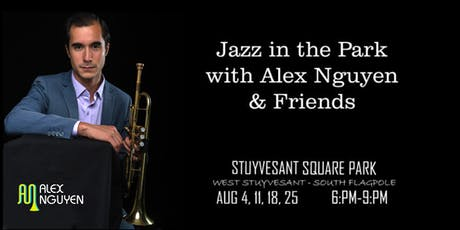 Jazz in the Park with Alex Nguyen & Friends tickets