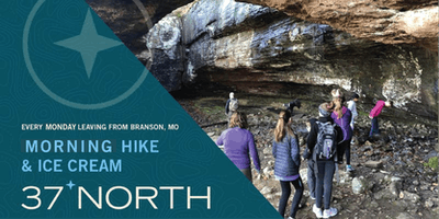 Guided Hike and Ice Cream
