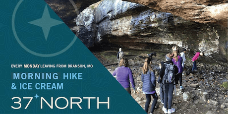Guided Hike and Ice Cream tickets
