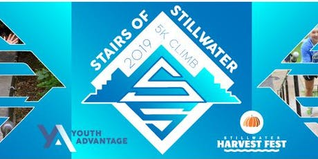 Stairs of Stillwater Fundraiser Walk 2019 tickets