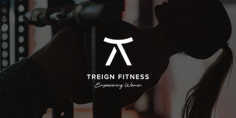 TREIGN FITNESS OPEN DAY tickets