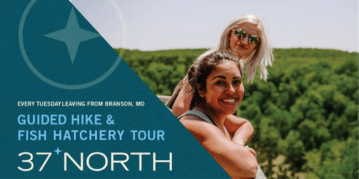 Guided Hike & Fish Hatchery Tour