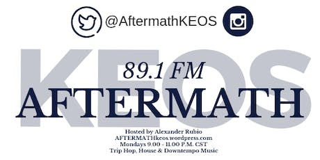 AFTERMATH Radio Show Summer 2019 tickets