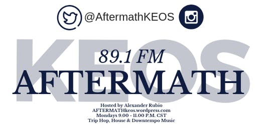 AFTERMATH Radio Show Summer 2019