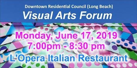 Visual Arts Forum tickets