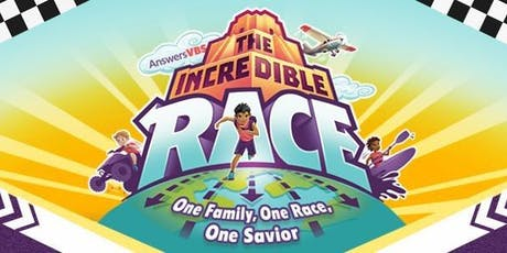 The Incredible Race VBS tickets
