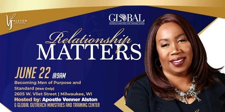 Relationship Matters tickets