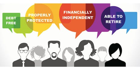 FINANCIAL FREEDOM SEEKERS FOR FINANCIAL INDEPENDENCE - Lafayette tickets